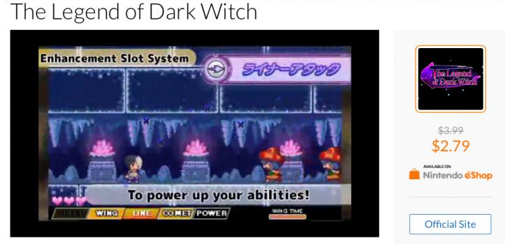 The Legend of Dark Witch [Oferta]