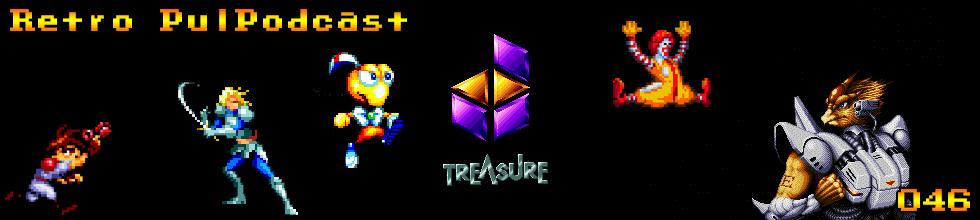 Retro Pulpodcast: Juegos de Treasure en Megadrive