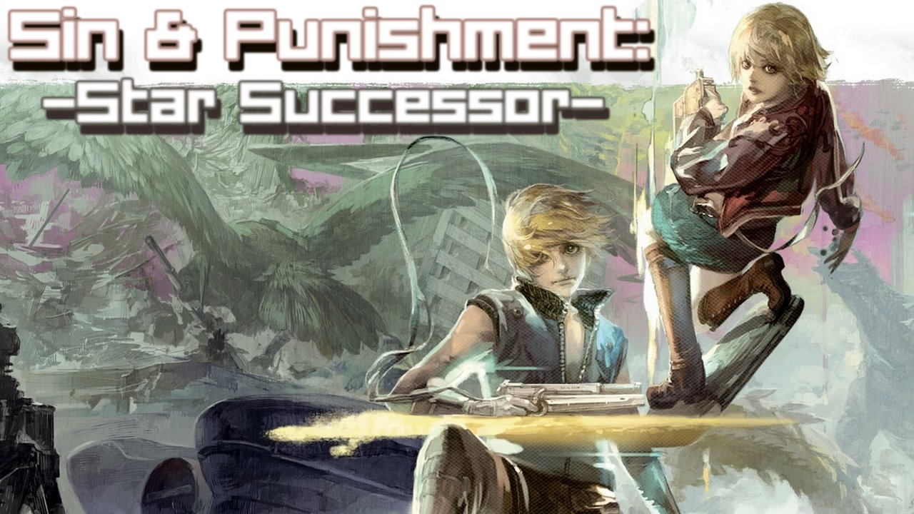 Partida completa de Sin and Punishment Wii en directo