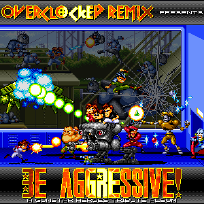 Be Aggressive! Un tributo musical a Gunstar Heroes