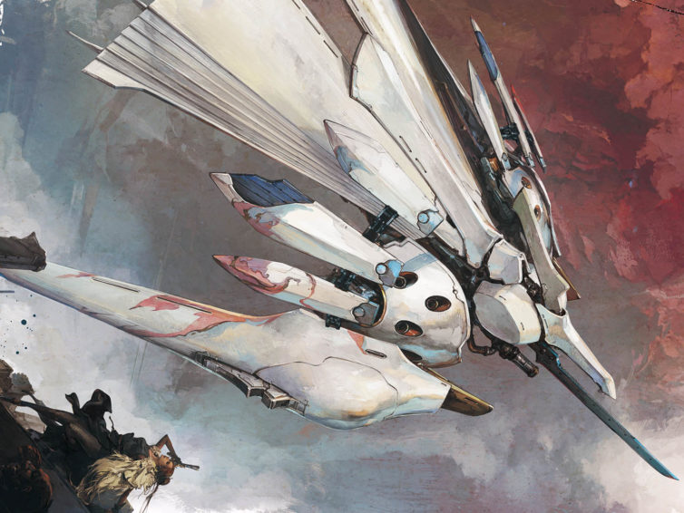 El legendario Ikaruga en Nintendo Switch