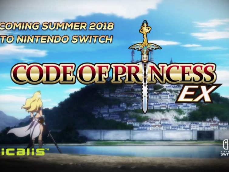 Code of Princess estará en Nintendo Switch