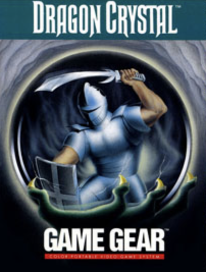 portada dragon crystal game gear