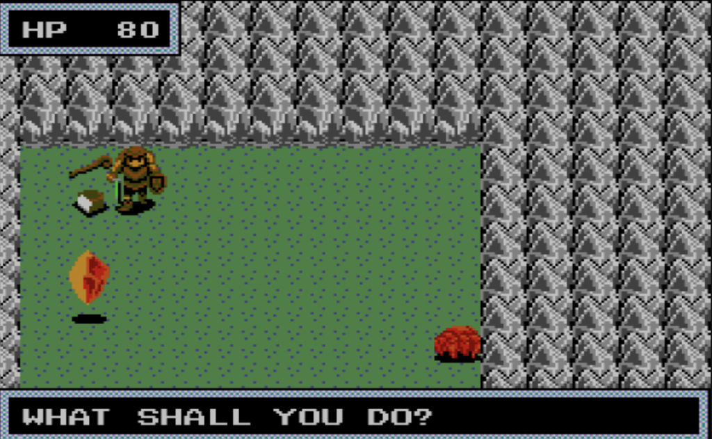 what shall you do dragon crystal game gear gg